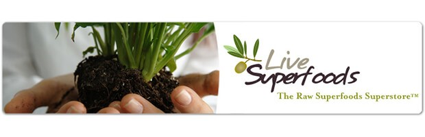 Live superfoods featured banner