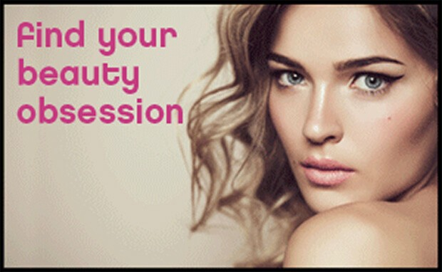 Find your beauty obsession