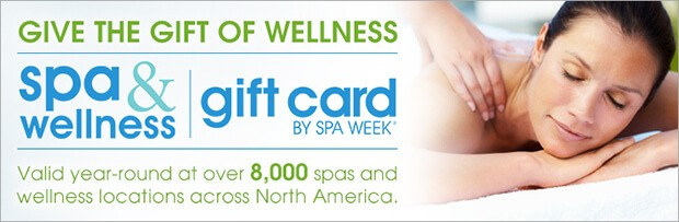 spa wellness gift card featured